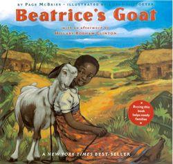 Beatrice's Goat book