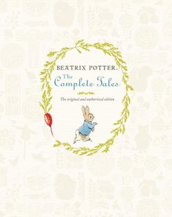 Beatrix Potter the Complete Tales book