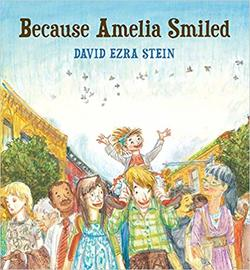 Because Amelia Smiled book