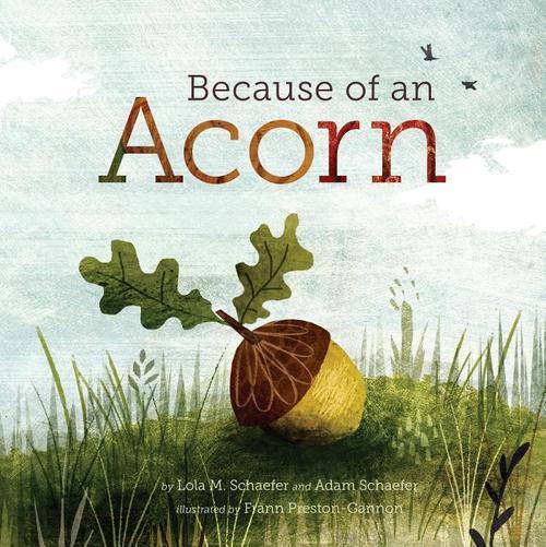 Because of an Acorn book