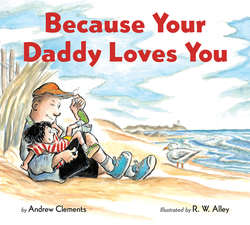 Because Your Daddy Loves You book