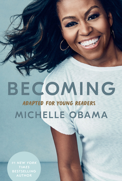 Becoming: Adapted for Young Readers book