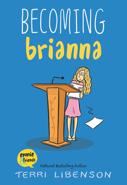 Becoming Brianna book