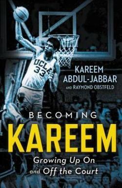 Becoming Kareem book