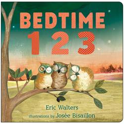 Bedtime 123 book