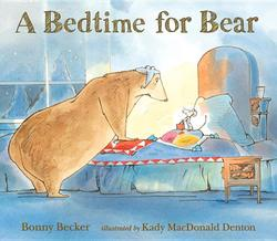 Bedtime for Bear book