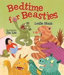 Bedtime for Beasties book
