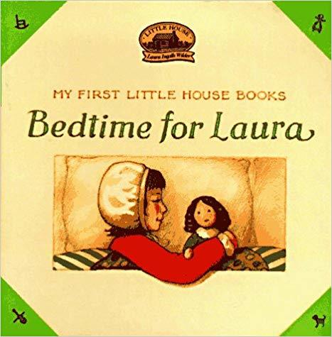 Bedtime for Laura book