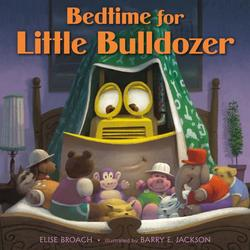 Bedtime for Little Bulldozer book