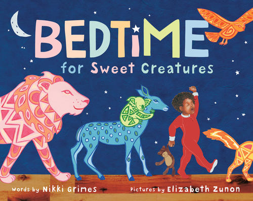 Bedtime for Sweet Creatures book