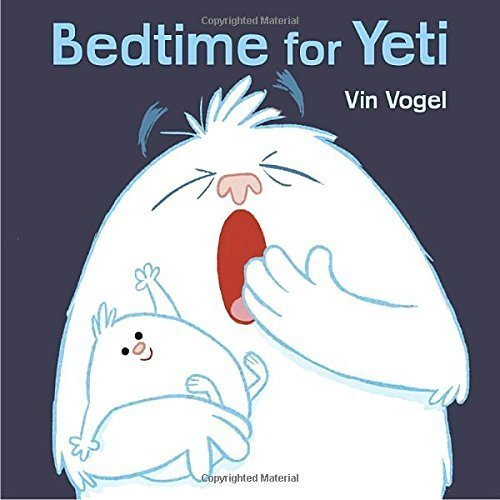 Bedtime for Yeti book