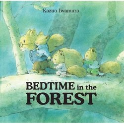 Bedtime in the Forest book