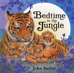 Bedtime in the Jungle book