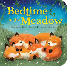 Bedtime in the Meadow book