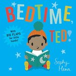 Bedtime, Ted! book