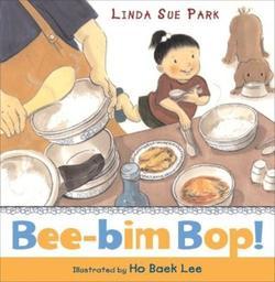 Bee-Bim Bop! book