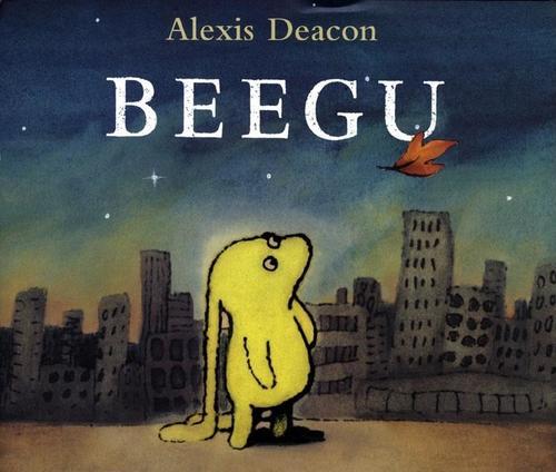 Beegu book