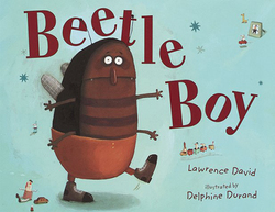 Beetle Boy book