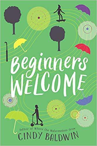 Beginners Welcome book