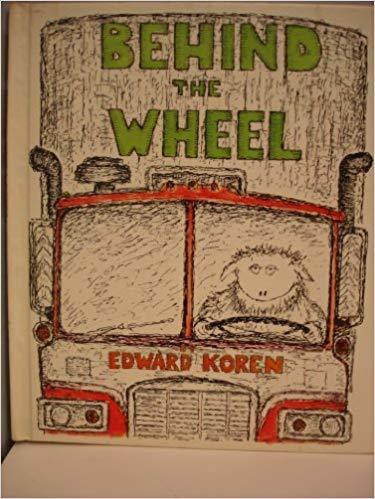 Behind the Wheel book