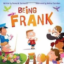 Being Frank book