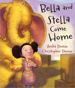 Bella and Stella Come Home book