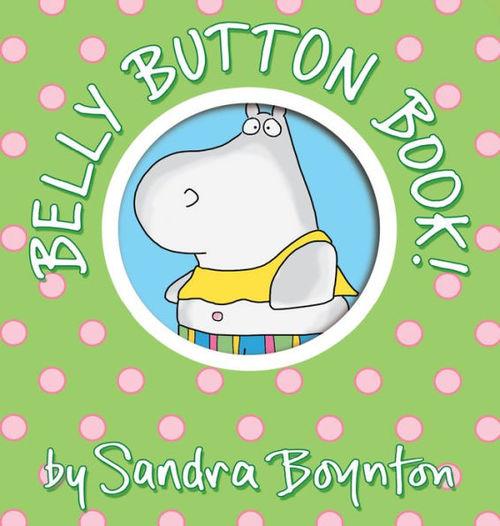 Belly Button Book! book