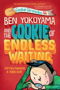 Ben Yokoyama and the Cookie of Endless Waiting book