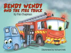 Bendy Wendy and the Fire Truck book