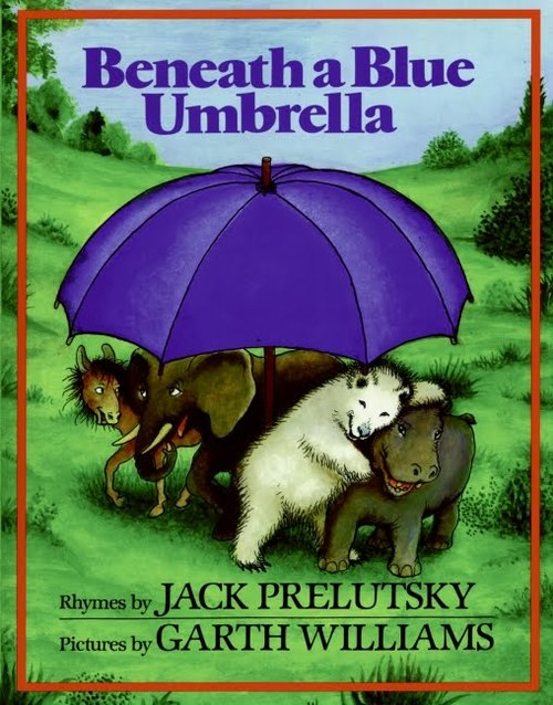 Beneath a Blue Umbrella book