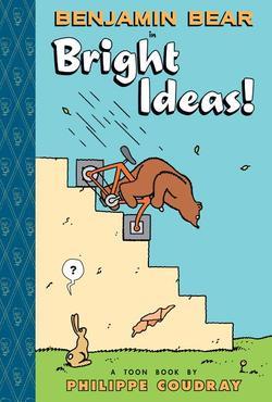 Benjamin Bear in Bright Ideas! book