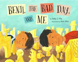 Benji, the Bad Day, and Me book