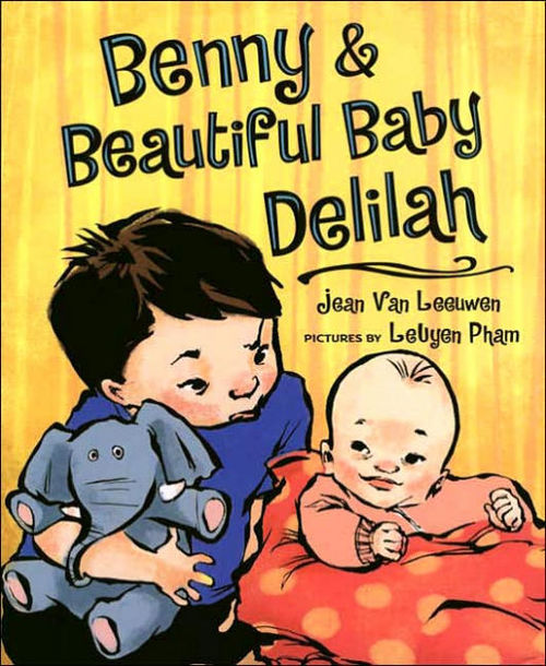 Benny and Beautiful Baby Delilah book