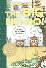 Benny and Penny in The Big No-No! book