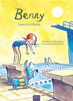 Benny Learns to Swim book