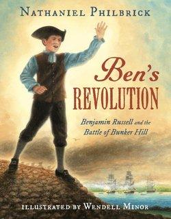 Ben's Revolution book