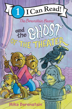 Berenstain Bears and the Ghost of the Theater book