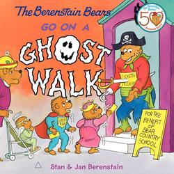 Berenstain Bears Go on a Ghost Walk book
