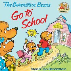 Berenstain Bears Go to School book