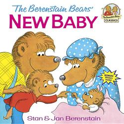 Berenstain Bears' New Baby book
