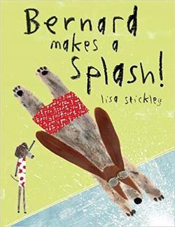 Bernard Makes a Splash book