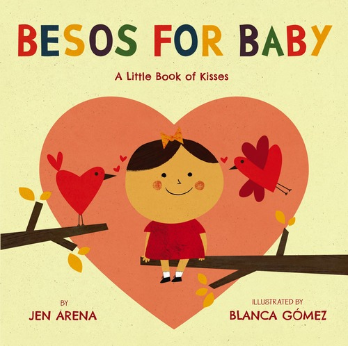 Besos for Baby book