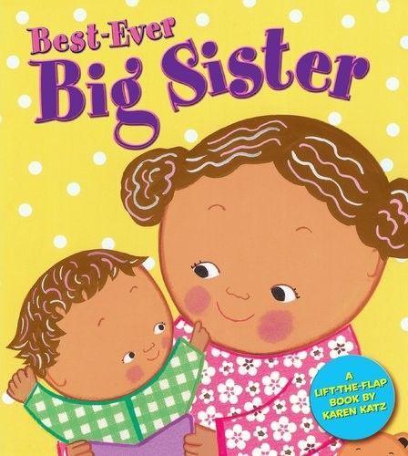 Best-ever Big Sister book