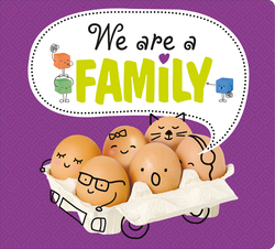 Best Friends: We Are A Family Book