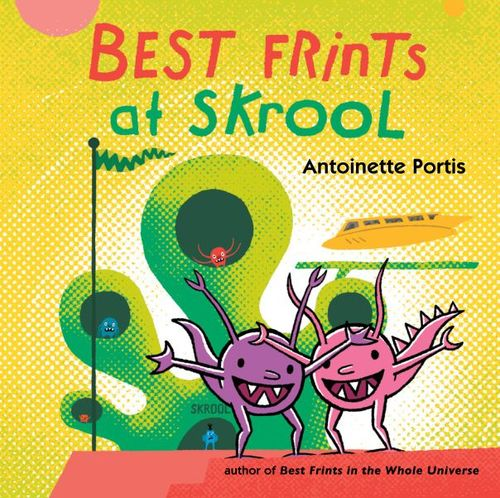 Best Frints at Skrool book