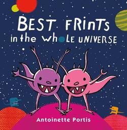 Best Frints in the Whole Universe book