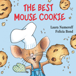 Best Mouse Cookie Board Book book