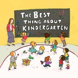 Best Thing about Kindergarten book