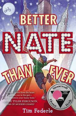 Better Nate Than Ever book
