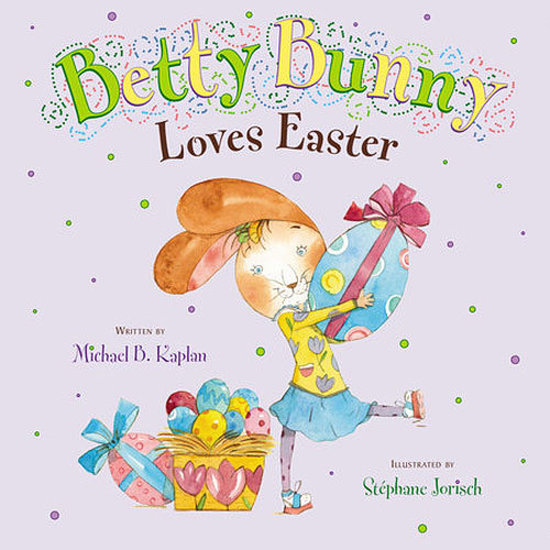 Betty Bunny Loves Easter book